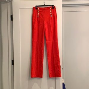 Red Sailor Trouser